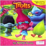 My Busy Book : DreamWorks Trolls 드림웍스 노래하는 요정 트롤 비지북 (미니피규어 12개 + 놀이판)