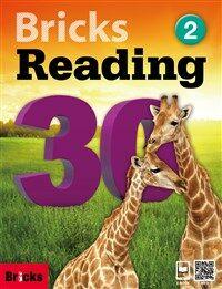 Bricks Reading 30 Level 2 (Student Book + Workbook + E.Code)