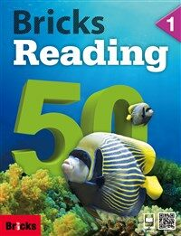 Bricks Reading 50 Level 1 (Student Book + Workbook + E.Code)