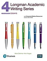 Longman Academic Writing Series 4: Essays, with Essential Online Resources (Paperback, 5)