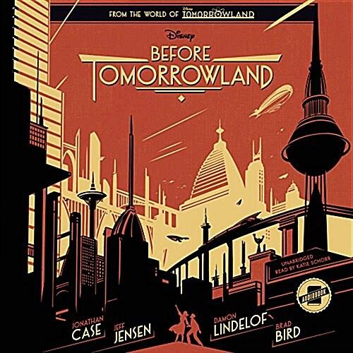 Before Tomorrowland (MP3 CD)