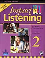 Impact Listening 2 Student Book [With CD] (Paperback, 2)