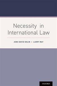 Necessity in international law First edition