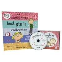 Charlie and Lola: My Completely Best Story Collection (Hardcover + Audio CD)