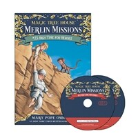Merlin Mission #23 : High Time for Heroes (Paperback + CD