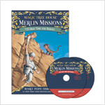 Merlin Mission #23 : High Time for Heroes (Paperback + CD )