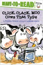 Ready to Read 2 : Click, Clack, Moo Cows That Type (Paperback)