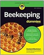 Beekeeping for Dummies (Paperback, 4)