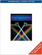 Principles of Instrumental Analysis (6th Edition, Paperback) (International)