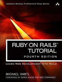 Ruby on rails tutorial : learn web development with rails 4th ed