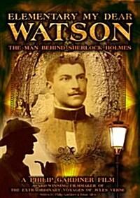 [수입] Elementary My Dear Watson: Man Behind Sherlock (엘리멘트리 마이 디어 왓슨)(지역코드1)(한글무자막)(DVD)