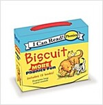Biscuit: More Phonics Fun (Paperback)