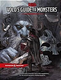 Volos Guide to Monsters (Hardcover)