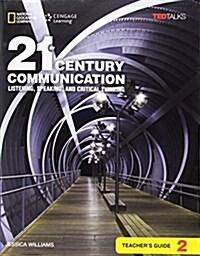 21ST CENTURY COMMUNICATION TEACHER GUIDE (Paperback)