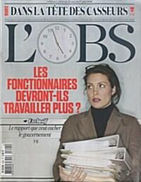 Le Nouvel Observateur (주간 프랑스판) 2016년 05월 26일