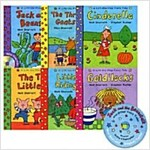 Nick Sharratt Lift-the-Flap Fairy Tale 6 Book