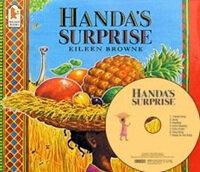 Pictory Set 1-21 / Handa's Surprise (Paperback + Audio CD)
