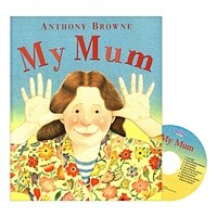 Pictory Set 1-04 / My Mum (Book, Audio CD)