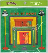 Pictory Set PS-18 Bear at Home (Book, Audio CD)