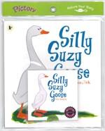 Pictory Set 1-20(HCD) Silly Suzy Goose (Book, Hybrid CD)