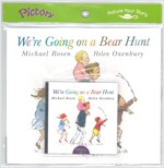 Pictory Set 1-02 We're Going on a Bear Hunt (Book, Audio CD)