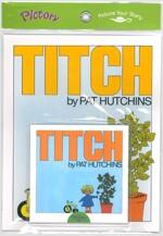 Pictory Set 1-27 Titch (Book, Audio CD)