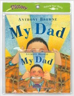 Pictory Set Step 1-05 : My Dad (Paperback + Audio CD)