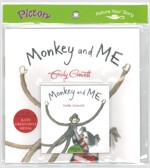 Pictory Set Infant & Toddler 10 : Monkey and Me (Paperback + Audio CD)