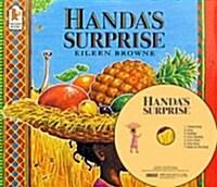 Pictory Set 1-21 / Handas Surprise (Paperback + Audio CD)