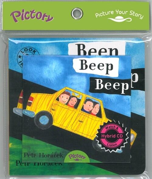 Pictory Set IT-14(HCD) / Beep Beep (Book, Hybrid CD)