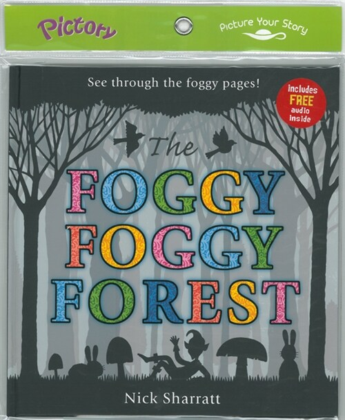 Pictory Set PS-47 The Foggy Foggy Forest (음원 QR 코드 포함) (Hardcover, CD 미포함)