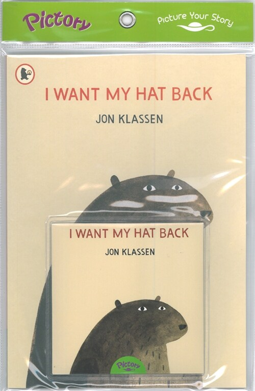 Pictory Set 1-35 / I Want My Hat Back (Book, Audio CD)