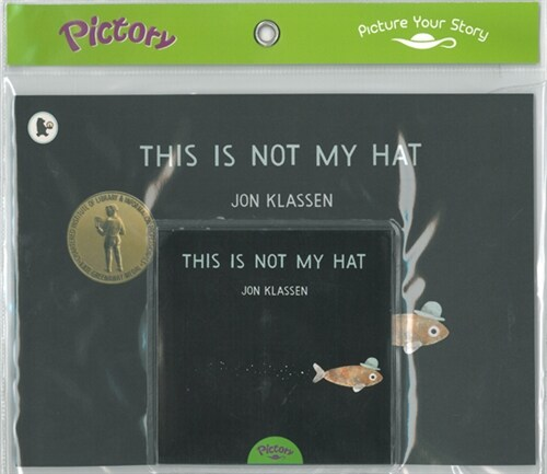 Pictory Set 1-36 / This is Not My Hat (Book, Audio CD)