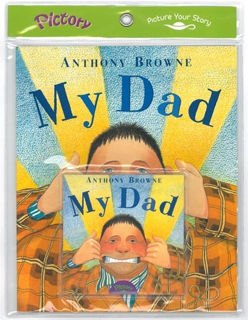 Pictory Set Step 1-05 : My Dad (Paperback + Audio CD)