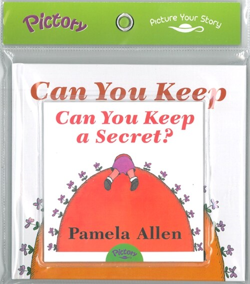 Pictory Set PS-24 Can You Keep a Secret? (Paperback + Audio CD)