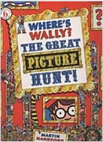 Where's Wally? The Great Picture Hunt (Paperback)