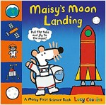 Maisy's Moon Landing: A Maisy First Science Book (Hardcover)