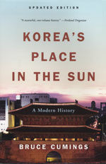 Korea's place in the sun : a modern history Updated ed