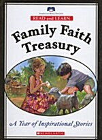Read and Learn Family Faith Treasury (Hardcover, 1st)