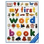 [중고] DK My First Word Book (hardcover)