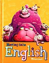 [중고] Moving Into English: Student Edition Grade 1 2005 (Hardcover, Student)