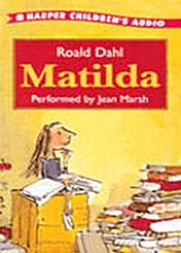 Matilda (Cassette, Abridged)