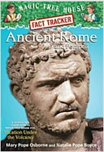 Magic Tree House FACT TRACKER #14 : Ancient Rome and Pompeii (Paperback)