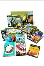 Magic Tree House 1-28 Set (Paperback 28권 + CD 28장 + 단어장 1권)