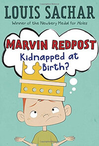 Marvin Redpost #1: Kidnapped at Birth? (Paperback)