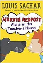 Marvin Redpost #4: Alone in His Teacher's House (Paperback)