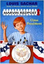 Marvin Redpost #5: Class President (Paperback)