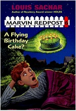 Marvin Redpost #6: A Flying Birthday Cake (Paperback)