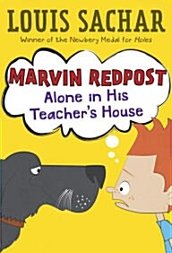 Marvin Redpost #4: Alone in His Teachers House (Paperback)