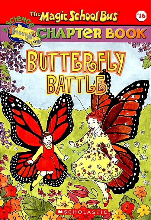[중고] Butterfly Battle (Paperback)